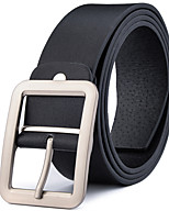 cheap -Men's Work Active Basic Buckle - Solid Colored