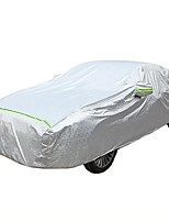 cheap -Full Coverage Car Covers Cotton Reflective / Warning bar For Nissan Sylphy All years For All Seasons