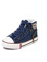 cheap -Boys' Shoes Canvas Winter Comfort Sneakers for Dark Blue
