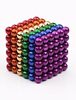 cheap -216 pcs Magnet Toy Magnetic Toy / Magnetic Balls / Magnet Toy Stress and Anxiety Relief / Focus Toy / Office Desk Toys Intermediate Gift
