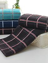 abordables -Qualité supérieure Serviette, Rayé Polyester / Coton / 100% Coton 1 pcs