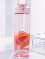 cheap -Drinkware Plastics / PP+ABS Tumbler Heat-Insulated / Cute 1pcs