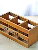 cheap -1pc Wood Simple StyleforHome Decoration, Home Decorations Gifts
