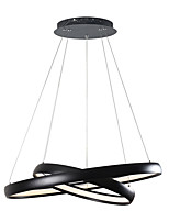 cheap -LightMyself™ Modern / Contemporary Chandelier Ambient Light - Adjustable, 110-120V 220-240V, Warm White Dimmable With Remote Control,