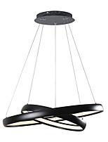 abordables -LightMyself™ Moderne / Contemporain Lustre Lumière d'ambiance - Ajustable, 110-120V 220-240V, Blanc Crème Dimmable avec télécommande,