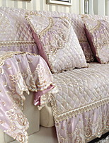 baratos -Cobertura de Sofa Sólido / Floral / Geométrica Impressão Reactiva Poliéster Capas de Sofa