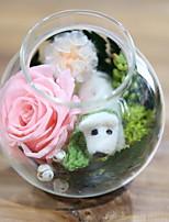 Недорогие -Искусственные Цветы 1 Филиал Стиль Розы Букеты на стол
