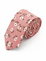 cheap -Unisex Basic Necktie - Print