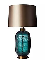 abordables -Lampe de Table Pour Chambre à coucher / Salle à manger Verre 110-120V / 220-240V Bleu / Violet