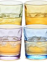 abordables -Drinkware Verre à haute teneur en bore Verres Athermiques 4pcs