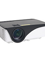 cheap -HTP GP-12 LCD Mini Projector 800lm Support 1080P (1920x1080) 30-120inch Screen