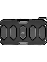 cheap -SOAIY M8 Bluetooth Speaker Waterproof Bluetooth 4.0 3.5mm AUX Outdoor Speaker Black