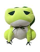 Недорогие -Лягушка Мягкие и плюшевые игрушки Милый Мультяшная тематика Все Подарок 1pcs