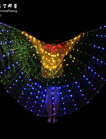 cheap -Dance Accessories Isis Wings Women's Performance Polyester LED