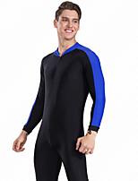 cheap -SBART Men's Dive Skin Suit Quick Dry, Limits Bacteria, Comfortable Nylon Swimwear Beach Wear Watersports / High Elasticity