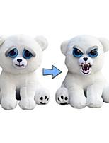 cheap -Polar bear Stuffed Animal Plush Toy Strange Toys All Gift 1 pcs