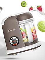 Недорогие -xinmiao детское питание смеситель плита пароход стерилизатор lownoise цифровой дисплей сенсорный контроль nonskid мощный всасывание овощной фруктовый