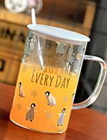 Недорогие -Drinkware Высокое боровое стекло Стекло Теплоизолированные 1pcs