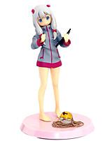 economico -Figure Anime Azione Ispirato da Cosplay PVC 18cm CM Giocattoli di modello Bambola giocattolo