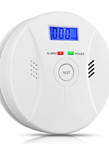 cheap -YD-808 Carbon Monoxide Detector Smoke Fire Alarm Sound Combo Sensor Battery Operated