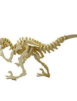 Недорогие -Юрский динозавр Cool / Геометрический узор деревянный 1pcs Детские Все Подарок