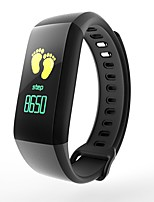 cheap -Smart Bracelet G5 Blood Pressure Measurement / Pedometers / Calories Burned / Long Standby / Touch Screen Activity Tracker / Sleep Tracker / Sedentary Reminder / Alarm Clock / Pulsometer / 150-200