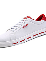 cheap -Men's Shoes Rubber Spring / Summer Comfort Sneakers Red / Black / White / White / Green