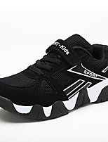 cheap -Boys' Shoes Knit / Tulle Spring & Summer Comfort / Light Soles Sneakers for Kids Black
