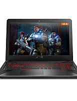 baratos -ASUS Notebook caderno FX80GE8750 15.6polegada IPS Intel i7 i7-8750 8GB DDR4 1TB / 128GB SSD GTX1050Ti 4GB Windows 10