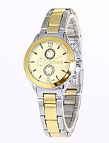 cheap -L.WEST Women's Wrist Watch Chinese Casual Watch Alloy Band Casual / Fashion Gold