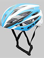 baratos -GUB® Adulto Capacete de bicicleta 28 Aberturas CE / CPSC Resistente ao Impacto, Ajustável EPS, PC Esportes Ciclismo / Moto - Azul Céu / Vermelho / Azul