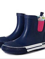 cheap -Girls' Shoes Latex Spring & Fall Rain Boots Boots for Royal Blue