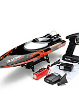cheap -RC Boat FT010 Plastics 4pcs Channels 35km/h KM/H