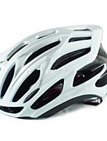 abordables -Casque de vélo 25 Aération CE Certification Équipement de Sécurité, Poids léger EPS Camping / Cyclisme - Adultes Noir / Vert / Rouge /