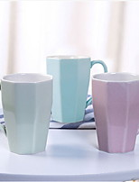 cheap -Drinkware Porcelain Mug Heat-Insulated 3pcs