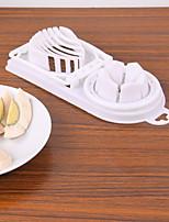 Недорогие -Кухонные принадлежности Пластик Творческая кухня Гаджет Режущие инструменты Для Egg 1шт