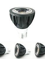 Недорогие -ZDM® 4шт 7W 1 светодиоды Точечное LED освещение Тёплый белый Холодный белый Естественный белый 12V 85-265V Деловой Дом / офис