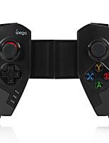 baratos -iPEGA PG-9055 Sem Fio Controladores de jogos Para Android / PC / iOS, Bluetooth Portátil / Vibração Controladores de jogos ABS 1pcs