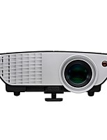 cheap -Rigal RD-803 LCD Home Theater Projector 2000lm Support 1080P (1920x1080) 35-200inch Screen