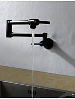 economico -Rubinetto da cucina - Moderno Pittura pot Filler Montaggio su parete