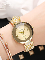 cheap -Women's Wrist Watch Chinese New Design Alloy Band Luxury / Fashion Silver / Gold / Rose Gold