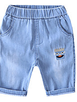cheap -Toddler Unisex Solid Colored Jeans