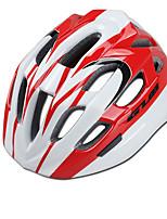 abordables -GUB® Niños Casco de bicicleta 18 Ventoleras CE / CPSC Certificación Resistente a Golpes EPS, ordenador personal Ciclismo / Bicicleta - Rojo / Blanco / Negro / Rojo / Azul / blanco