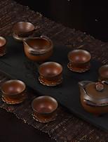 Недорогие -9pcs Фарфор Набор для чаепития Heatproof ,  12*9;10*6;9*5;6*3cm