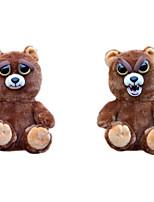 Недорогие -Медведи Мягкие и плюшевые игрушки Странные игрушки Все Подарок 1 pcs