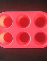 cheap -Kitchen Tools Silica Gel Heatproof Mold 1pc