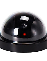 Недорогие -VESKYS simulation surveillance camera, with red flash, fake camera 1mp IP Camera Крытый with Основной 0GB