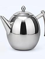 cheap -Stainless steel Heatproof 1pc Teapot