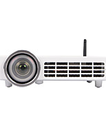 cheap -HTP DL100 DLP Mini Projector 5000lm Support 1080P (1920x1080) 60-300inch Screen