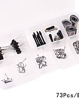 cheap -Fishing Accessories / Fishing Tools Easy to Carry / Multi-tool / Easy to Use Plastic / Stainless Steel + Plastic / Carbon Steel Jigging /